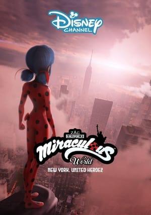 Miraculous World: New York, United HeroeZ