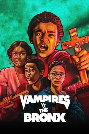 Vampires vs. the Bronx