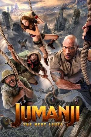 Jumanji 3: Yeni Seviye
