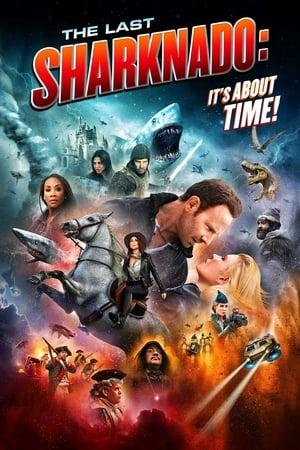 Son Sharknado: Zaman Hakkında