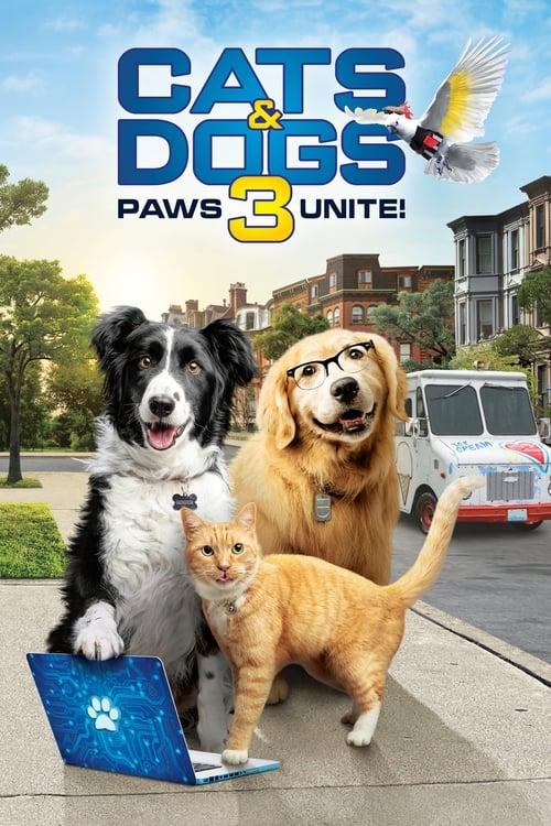 Kediler ve Köpekler 3: Pati Birliği